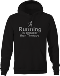 Running is Cheaper than Therapy 5k 10k 13.1