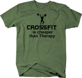 Fitness is Cheaper than Therapy Squat Training Workout