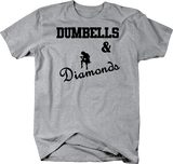 Dumbbells & Diamonds Girls Who Lift Gym Training Workout