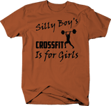Silly Boys Fitness Is For Girls Lifting WOD- Gym Workout