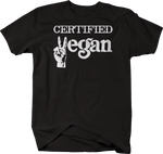 Certified Vegan Peace Organic Raw