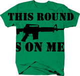 AR15 This Round Is On Me Military Gun Rights