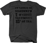 Distressed - I'd Rather Be Shot Of Whiskey Than Cup of Tea