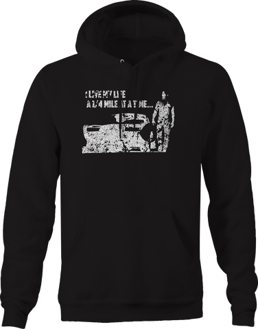 Fast Furious Charger Muscle Car 7 Quote Hoodie