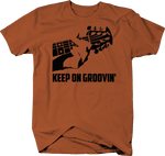 Keep On Groovin'Guitar Bass Strings Chords Music