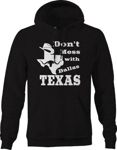 Don't Mess with Texas Cowboy Hat Dallas Oil Longhorn UT