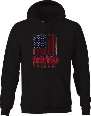 Original Rebel Flag American United States Hoodie