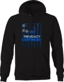 The Legacy Continues American Flag Hoodie