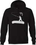 Size Matters Fishing Cast Lure Hoodie