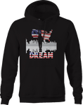 American Dream Military Solider  Hoodie
