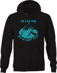 The Mountains are My Happy Place Hoodie
