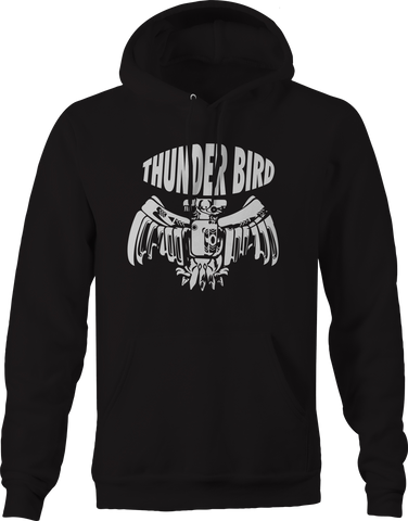 Thunder Bird American Indian Native  Hoodie