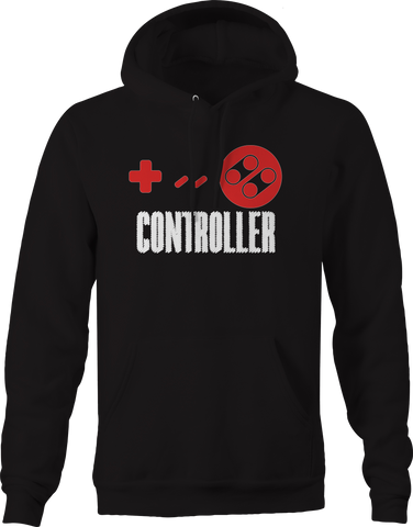 Controller Video Game Gamer Nerd  Hoodie