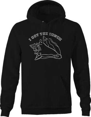 I Got the Conch Shell Ocean Beach Life Hoodie