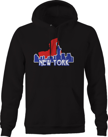 New York Statue of Liberty State City American Hoodie