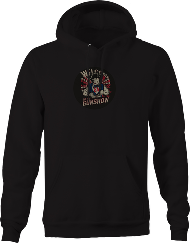 Welcome to the Gun Show workout Muscles Hoodie
