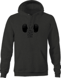 Lift Heavy Sh*t Workout Dumbell  Hoodie