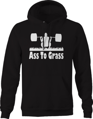 Squat Deep Ass to Grass Workout Gym  Hoodie