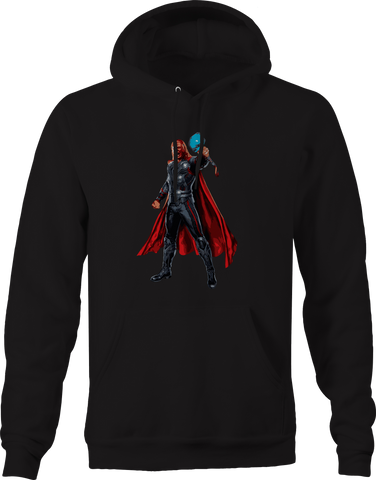 Trump Super Hero Thors Hammer Hoodie