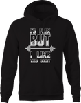 I'd Flex but I Like This Shirt Workout Gym  Hoodie