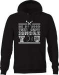 Be So Good They Can't Ignore You Baseball Hoodie