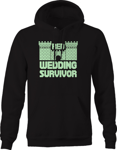 Red Wedding Survivor Brick Castle Hoodie