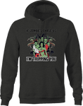 If Zombies Chase Us I'm Tripping You Apocolypse Hoodie