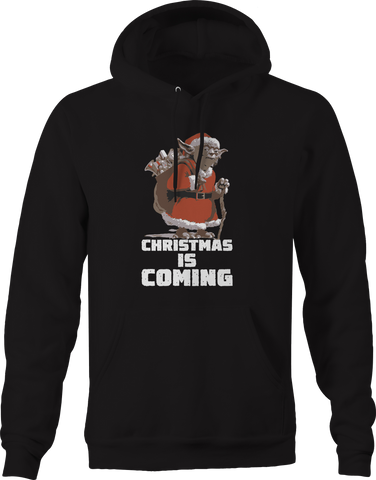Christmas is Coming GOT Santa XMAS Hoodie