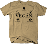 Vegan Compassion Animals People Healthy Organic