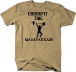 Fitness Time MADAFAKKAS! Funny Workout Lifting