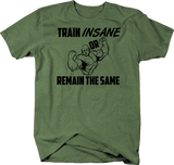 Train Insane Or Remain The Same Muscles Fitness Workout