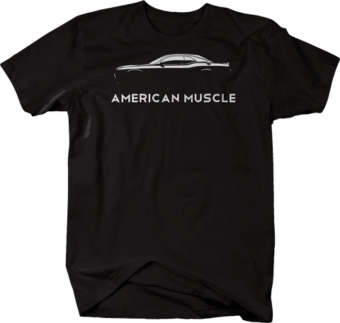 American Muscle Challenger Car