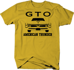 Goat American Thunder Grill Racing Muscle Car