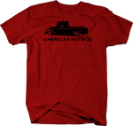 American Hot Rod Muscle Truck Restored Tshirt