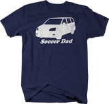 Soccer Dad Minivan Mom Family Kids Coach