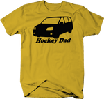 Hockey Dad Minivan Mom Family Kids Coach