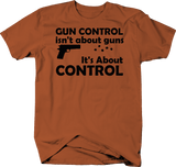 Gun Control Isn't About Guns NRA 2A 2nd Amendment
