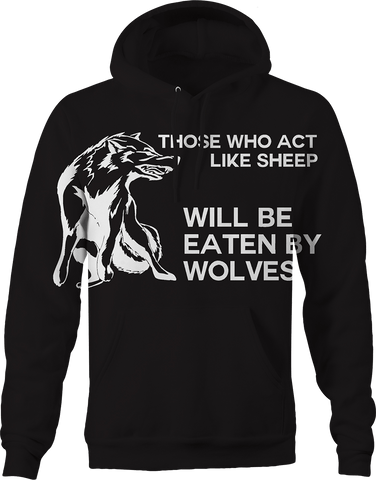 Those Who Act Like Sheep Eaten Wolves Miliary Gun Rights
