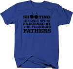 Shooting Endorsed by the Founding Fathers NRA 2nd Amendment
