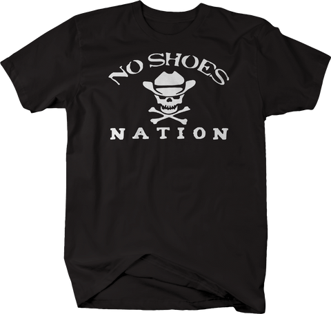 No Shoes Nation Pirate Country