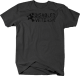 Distressed - Disable Veteran Military Vet Army Navy Marine US
