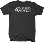 Disable Veteran Military Vet Army Navy Marine US