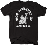 Iron Workers of America Welder Welding Steel