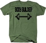 Body Builder Barbell Weights Gym