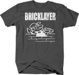 Bricklayer Mason Brick & Mortar Building Trade