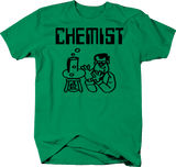Chemist Chemical Engineer Science Experiment Teacher