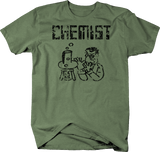 Distressed - Chemist Chemical Engineer Science Experiment Teacher