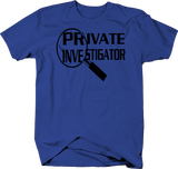 Private Investigator Eye Spy Stakeout Detective