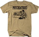 Psychiatrist Couch Therapist