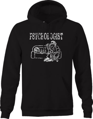 Psychologist Couch Therapist  Hoodie